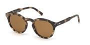 """Seleccione el menú """"COMPRAR"""" si desea comprar unas gafas de Tods Eyewear o seleccione la herramienta """"ZOOM"""" si desea ampliar la foto TO0260-55E."""