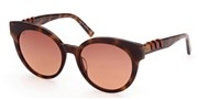 """Seleccione el menú """"COMPRAR"""" si desea comprar unas gafas de Tods Eyewear o seleccione la herramienta """"ZOOM"""" si desea ampliar la foto TO0275-55T."""
