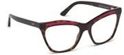 """Seleccione el menú """"COMPRAR"""" si desea comprar unas gafas de Tods Eyewear o seleccione la herramienta """"ZOOM"""" si desea ampliar la foto TO5154-052."""