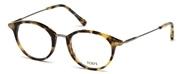 """Seleccione el menú """"COMPRAR"""" si desea comprar unas gafas de Tods Eyewear o seleccione la herramienta """"ZOOM"""" si desea ampliar la foto TO5169-056."""