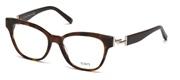 """Seleccione el menú """"COMPRAR"""" si desea comprar unas gafas de Tods Eyewear o seleccione la herramienta """"ZOOM"""" si desea ampliar la foto TO5172-055."""
