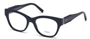 """Seleccione el menú """"COMPRAR"""" si desea comprar unas gafas de Tods Eyewear o seleccione la herramienta """"ZOOM"""" si desea ampliar la foto TO5174-090."""