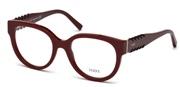 """Seleccione el menú """"COMPRAR"""" si desea comprar unas gafas de Tods Eyewear o seleccione la herramienta """"ZOOM"""" si desea ampliar la foto TO5175-069."""