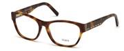"""Seleccione el menú """"COMPRAR"""" si desea comprar unas gafas de Tods Eyewear o seleccione la herramienta """"ZOOM"""" si desea ampliar la foto TO5179-053."""