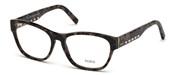 """Seleccione el menú """"COMPRAR"""" si desea comprar unas gafas de Tods Eyewear o seleccione la herramienta """"ZOOM"""" si desea ampliar la foto TO5179-055."""