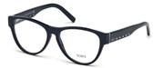 """Seleccione el menú """"COMPRAR"""" si desea comprar unas gafas de Tods Eyewear o seleccione la herramienta """"ZOOM"""" si desea ampliar la foto TO5180-090."""
