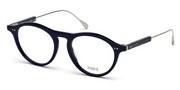 """Seleccione el menú """"COMPRAR"""" si desea comprar unas gafas de Tods Eyewear o seleccione la herramienta """"ZOOM"""" si desea ampliar la foto TO5188-090."""