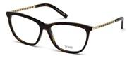 """Seleccione el menú """"COMPRAR"""" si desea comprar unas gafas de Tods Eyewear o seleccione la herramienta """"ZOOM"""" si desea ampliar la foto TO5198-052."""