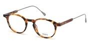 """Seleccione el menú """"COMPRAR"""" si desea comprar unas gafas de Tods Eyewear o seleccione la herramienta """"ZOOM"""" si desea ampliar la foto TO5203-055."""