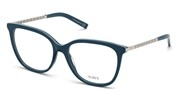 """Seleccione el menú """"COMPRAR"""" si desea comprar unas gafas de Tods Eyewear o seleccione la herramienta """"ZOOM"""" si desea ampliar la foto TO5224-092."""
