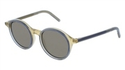 """Seleccione el menú """"COMPRAR"""" si desea comprar unas gafas de Tomas Maier o seleccione la herramienta """"ZOOM"""" si desea ampliar la foto TM0004S-008."""
