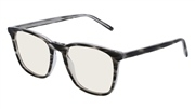 """Seleccione el menú """"COMPRAR"""" si desea comprar unas gafas de Tomas Maier o seleccione la herramienta """"ZOOM"""" si desea ampliar la foto TM0012O-003."""
