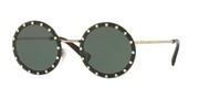 """Seleccione el menú """"COMPRAR"""" si desea comprar unas gafas de Valentino o seleccione la herramienta """"ZOOM"""" si desea ampliar la foto 0VA2010B-300371."""