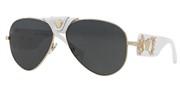 """Seleccione el menú """"COMPRAR"""" si desea comprar unas gafas de Versace o seleccione la herramienta """"ZOOM"""" si desea ampliar la foto 0VE2150Q-134187."""