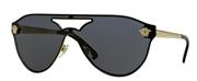 """Seleccione el menú """"COMPRAR"""" si desea comprar unas gafas de Versace o seleccione la herramienta """"ZOOM"""" si desea ampliar la foto 0VE2161-100287."""
