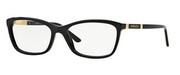 """Seleccione el menú """"COMPRAR"""" si desea comprar unas gafas de Versace o seleccione la herramienta """"ZOOM"""" si desea ampliar la foto VE3186-GB1."""