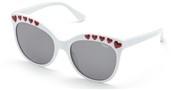 """Seleccione el menú """"COMPRAR"""" si desea comprar unas gafas de Victorias Secret o seleccione la herramienta """"ZOOM"""" si desea ampliar la foto PK0009Pink-25A."""