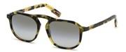 """Seleccione el menú """"COMPRAR"""" si desea comprar unas gafas de Ermenegildo Zegna o seleccione la herramienta """"ZOOM"""" si desea ampliar la foto EZ0115-55C."""