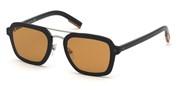 """Seleccione el menú """"COMPRAR"""" si desea comprar unas gafas de Ermenegildo Zegna o seleccione la herramienta """"ZOOM"""" si desea ampliar la foto EZ0120-01E."""