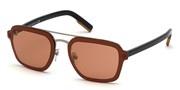 """Seleccione el menú """"COMPRAR"""" si desea comprar unas gafas de Ermenegildo Zegna o seleccione la herramienta """"ZOOM"""" si desea ampliar la foto EZ0120-66S."""