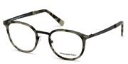 """Seleccione el menú """"COMPRAR"""" si desea comprar unas gafas de Ermenegildo Zegna o seleccione la herramienta """"ZOOM"""" si desea ampliar la foto EZ5048-055."""