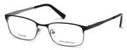 """Seleccione el menú """"COMPRAR"""" si desea comprar unas gafas de Ermenegildo Zegna o seleccione la herramienta """"ZOOM"""" si desea ampliar la foto EZ5049-005."""