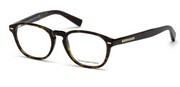 """Seleccione el menú """"COMPRAR"""" si desea comprar unas gafas de Ermenegildo Zegna o seleccione la herramienta """"ZOOM"""" si desea ampliar la foto EZ5057-052."""
