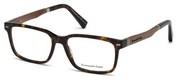 """Seleccione el menú """"COMPRAR"""" si desea comprar unas gafas de Ermenegildo Zegna o seleccione la herramienta """"ZOOM"""" si desea ampliar la foto EZ5078-052."""