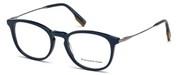 """Seleccione el menú """"COMPRAR"""" si desea comprar unas gafas de Ermenegildo Zegna o seleccione la herramienta """"ZOOM"""" si desea ampliar la foto EZ5125-050."""