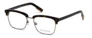 """Seleccione el menú """"COMPRAR"""" si desea comprar unas gafas de Ermenegildo Zegna o seleccione la herramienta """"ZOOM"""" si desea ampliar la foto EZ5139-052."""